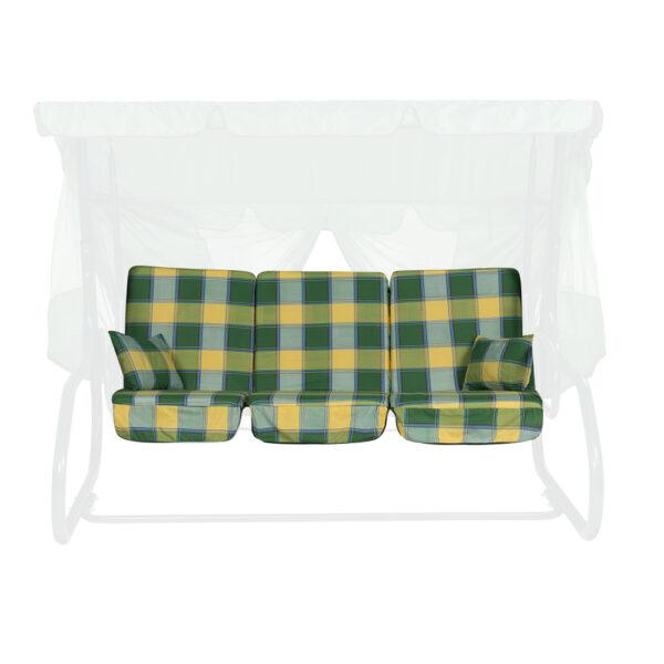 """Отшив сидения , ткань и поролон на качель """"Фемели"""" фото"""