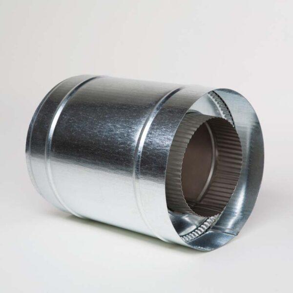 Н/ОЦ Труба вставка s0,5 мм (AISI 304/ОЦ) L0,25 м d130/200 мм фото