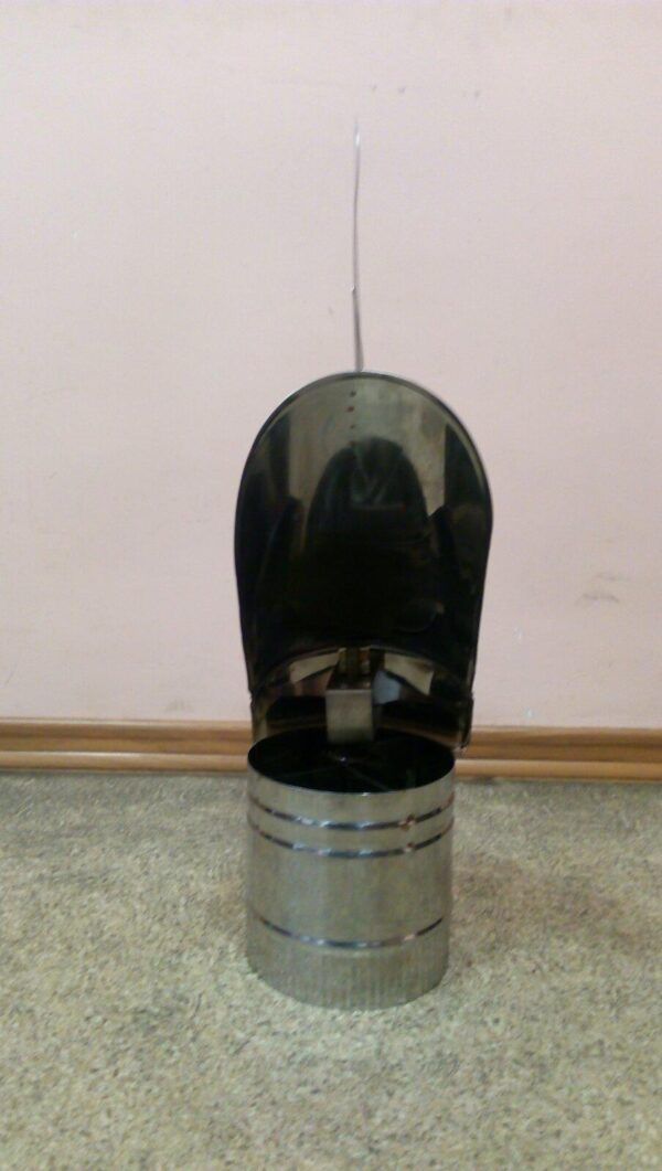 AISI 430 Флюгер s0,5 мм d110 мм фото