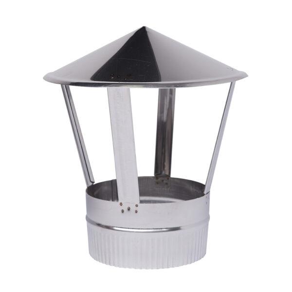 AISI 430 Зонт вент. s0,5 мм d100 мм фото