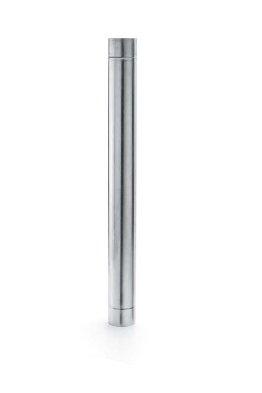 Труба водосточная L1,0 м d100 мм фото