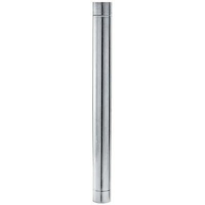 Труба вент. L1 м d125 мм фото