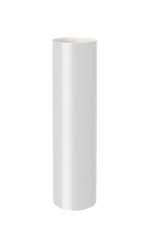 Труба водосточная 3 м.75 БЕЛАЯ фото