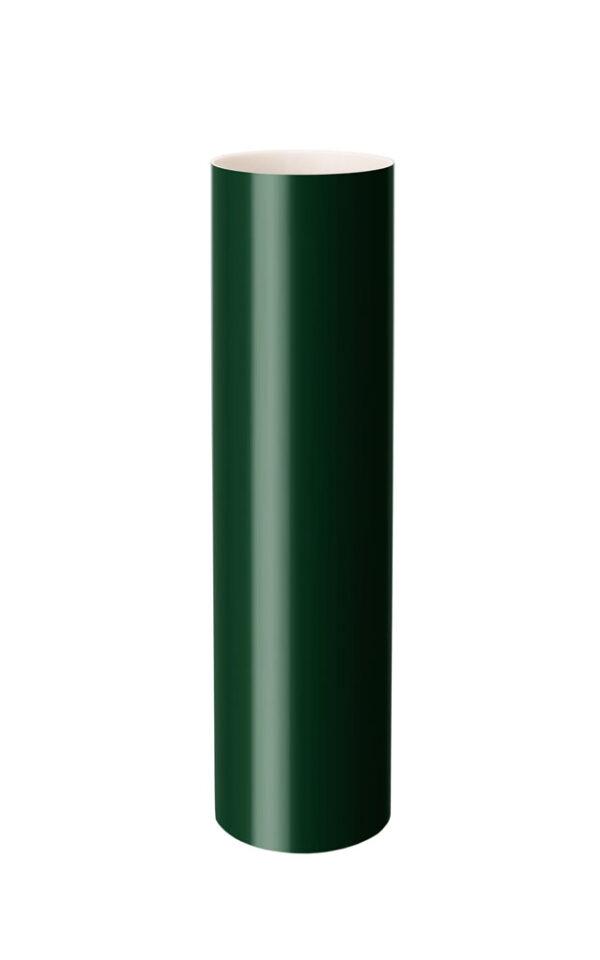 Труба водосточная 3 м.75 ЗЕЛЕНАЯ фото