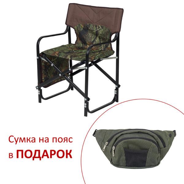 "Алюм Стул ""Режиссёрский"" 30*15 мм (Дубок) фото"