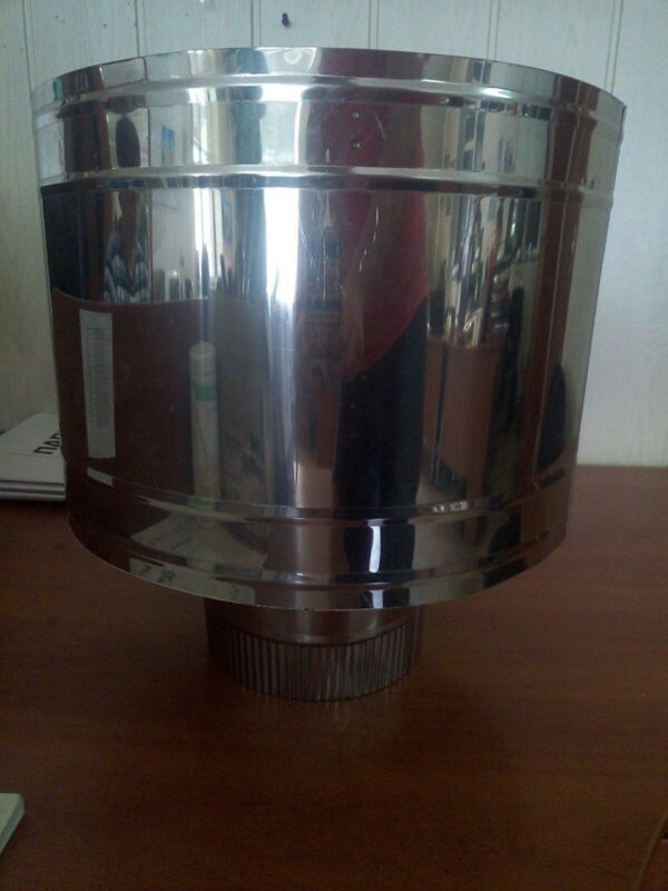 AISI 430 Дефлектор s0,5 мм d120 мм фото