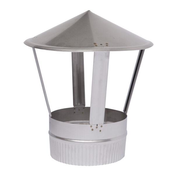AISI 304 Зонт вент. s0,5 мм d200 мм фото