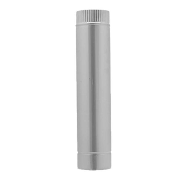 AISI 304 Труба вставка s0,5 мм L0,5 м d120 мм фото