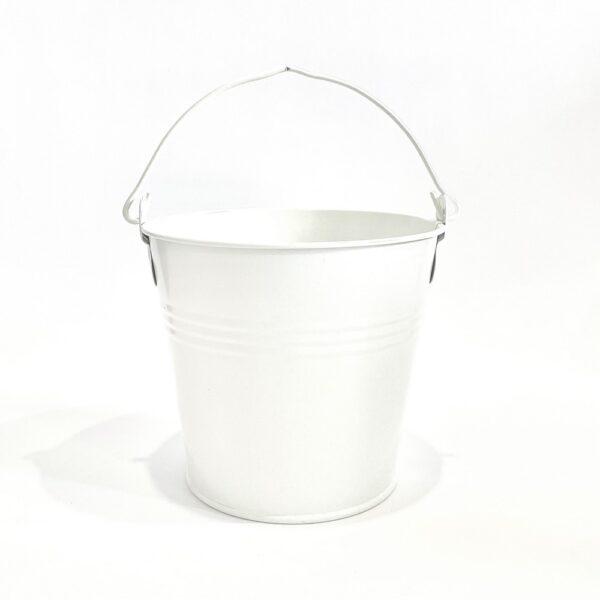 Відро 2л Vitan, колір Білий матовий фото