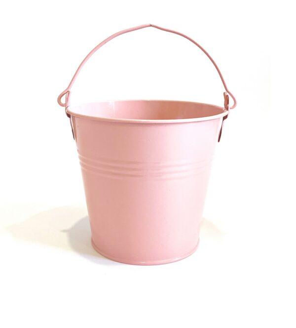 Відро 2л Vitan, колір Рожевий фото