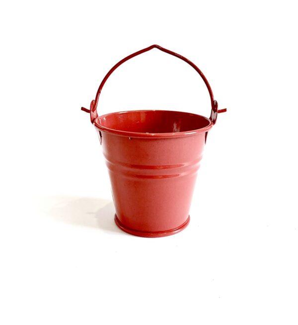 Відро 50мл Vitan, колір Червоний фото