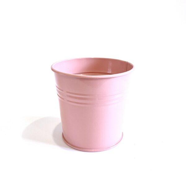 Кашпо 0,5л Vitan, колір Рожевий фото