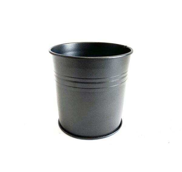Кашпо 0,5л Vitan, колір Чорний фото