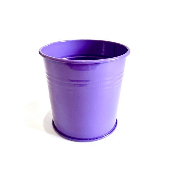 Кашпо 0,5л Vitan, колір Фіолетовий фото