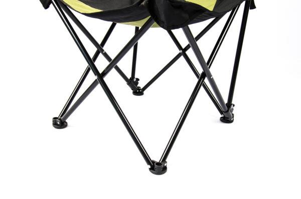 """Кресло """"Директор Лайт """"d19 мм (хаки-черный) фото"""
